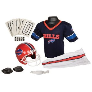 Buffalo Bills Halloween Costumes