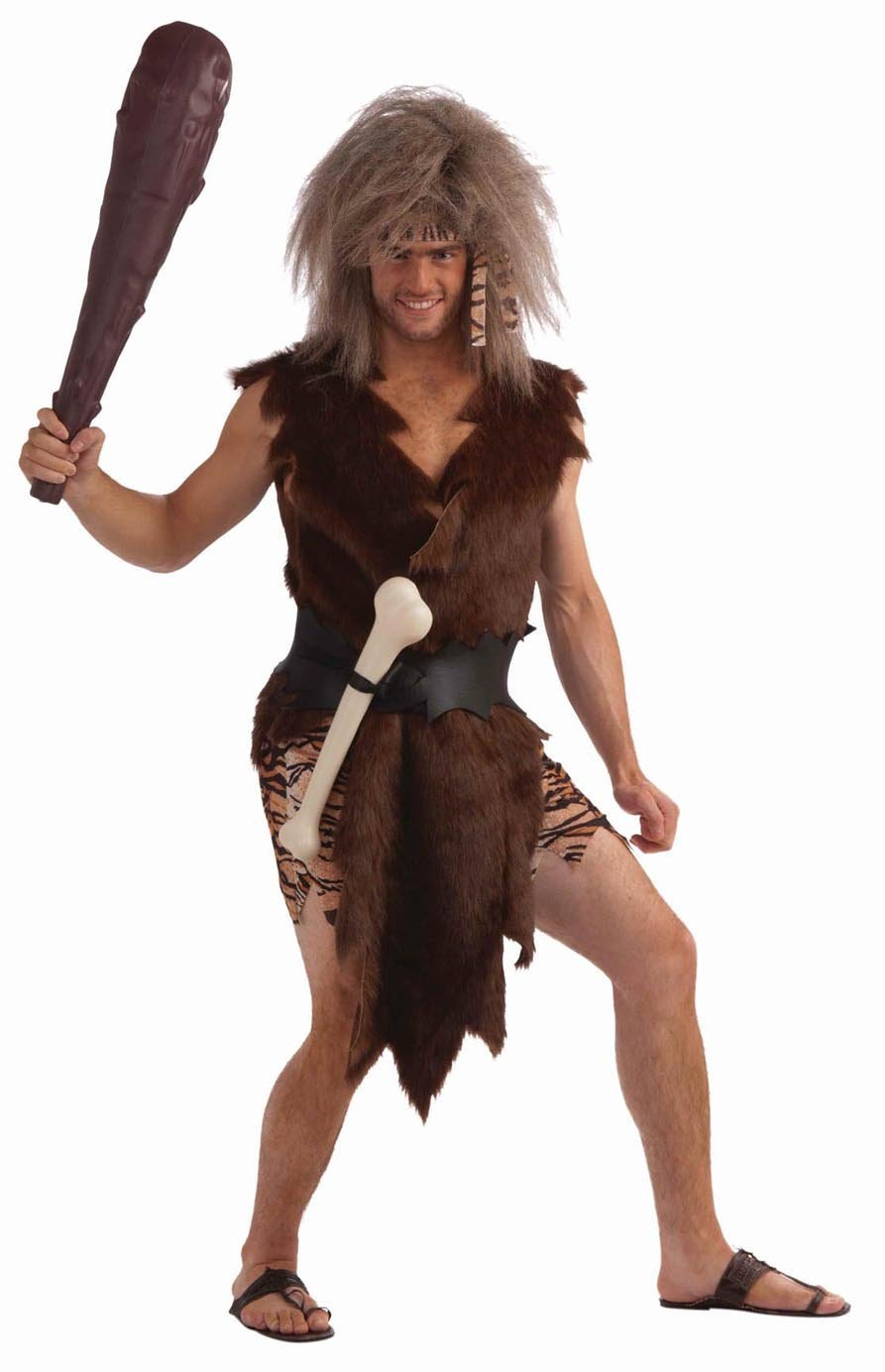 Caveman Halloween Costumes