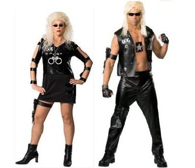 Dog The Bounty Hunter Halloween Costumes