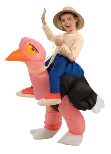 Ostrich Costume Ideas