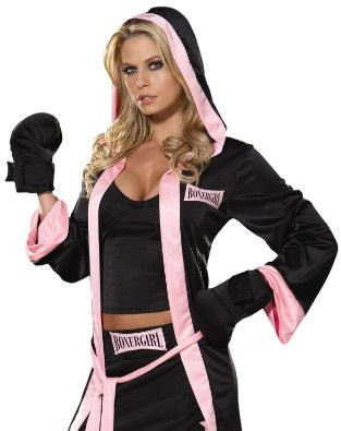 Sexy Boxer Halloween Costumes