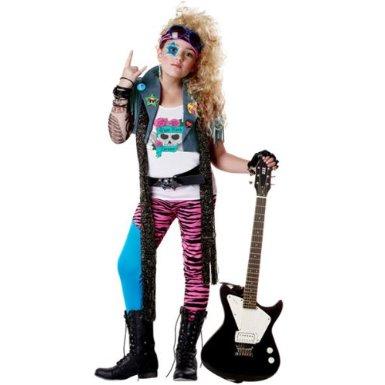 Child Rocker Costume