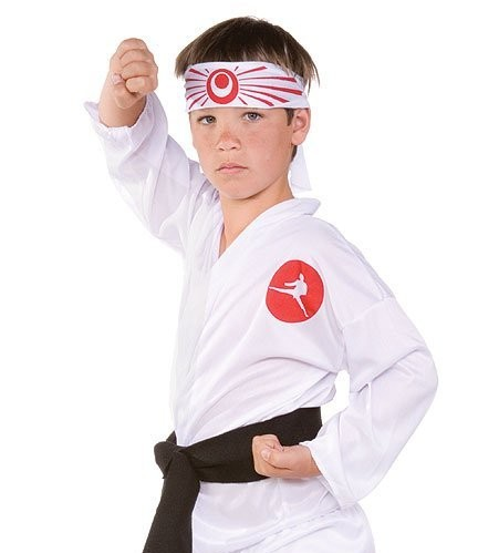Karate Halloween Costumes