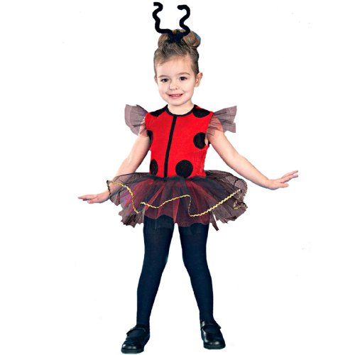 Ladybug Halloween Costumes for Kids