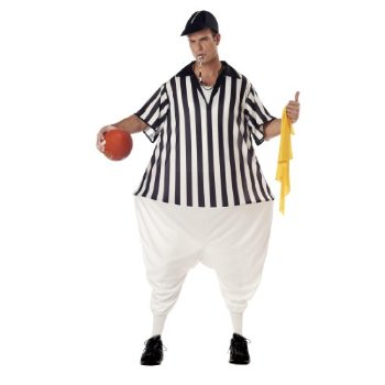 Referee Costume for Halloween