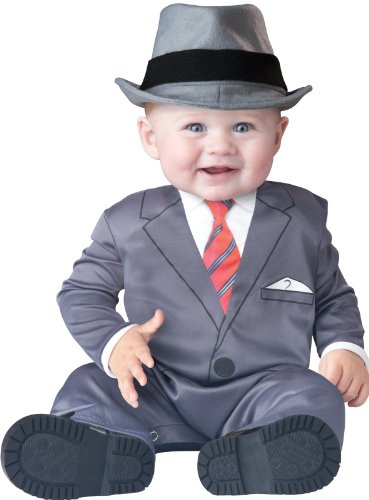 Baby Business Suit Halloween Costume
