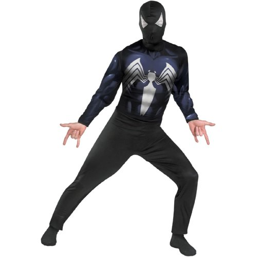 Black Spiderman Halloween Costumes