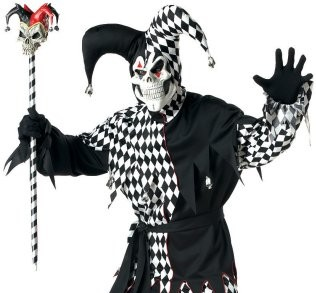 sc 1 st  Best Costumes for Halloween & Evil Jester Halloween Costumes - Best Costumes for Halloween