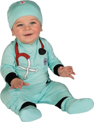 Infant Doctor Halloween Costumes