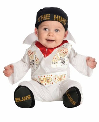 Infant Elvis Onesie