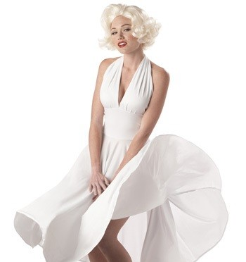 Marilyn Monroe Halloween Costumes