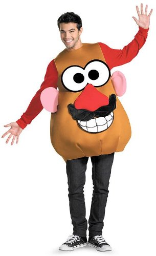 Mr Potato Head Halloween Costumes