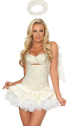 Sexy Angel Halloween Costumes