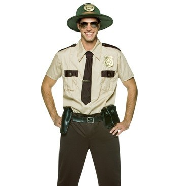 Super Troopers Halloween Costume