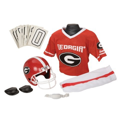 UGA Football Uniform Costume