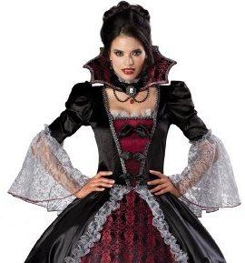 Sexy Vampire Costume For Women