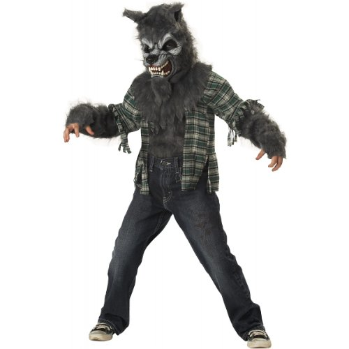 Werewolf Costumes for Boys