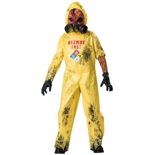 Hazmat Chemical Suit Costumes