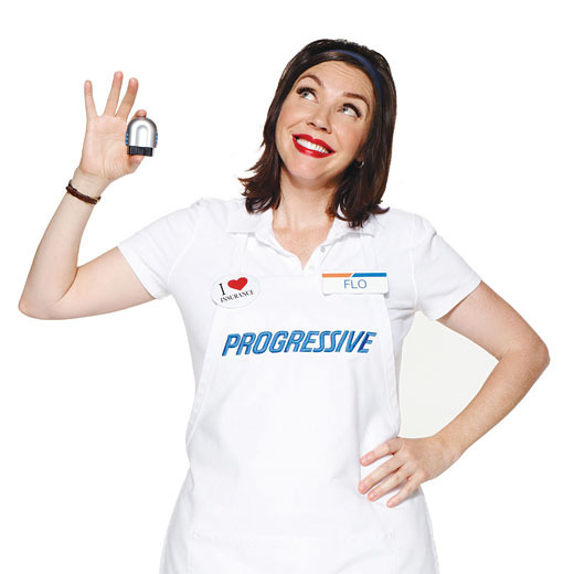 Flo Insurance Lady Halloween Costume Ideas