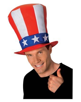 Uncle Sam 4th of July Patriotic Costumes