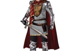Adult King Arthur Halloween Costumes