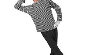 Adult Mime Halloween Costumes