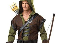 Adult Robin Hood Halloween Costume
