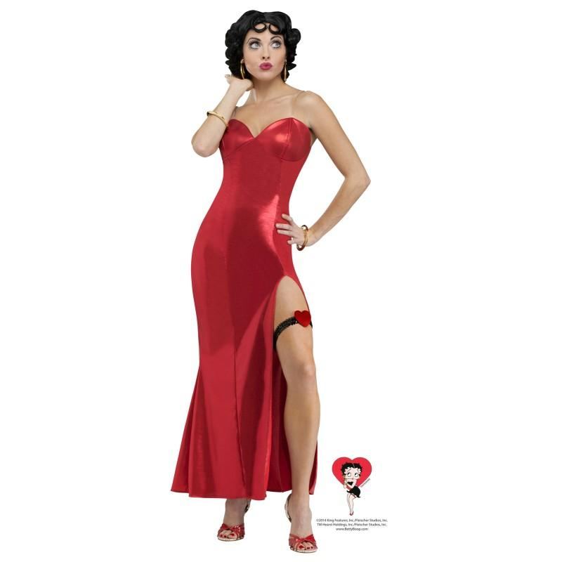 Adults Betty Boop Halloween Costumes