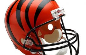 Adults Cincinnati Bengals Halloween Costumes