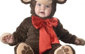 Baby Teddy Bear Halloween Costume