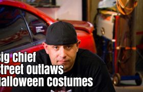 Big Chief Street Outlaws Halloween Costumes
