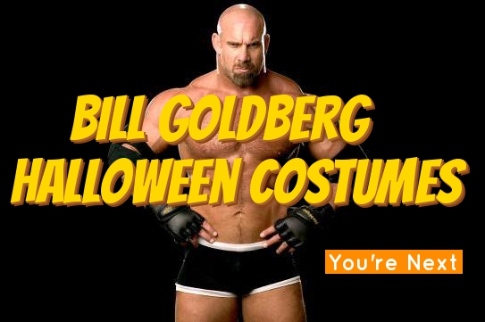 Bill Goldberg Halloween Costumes