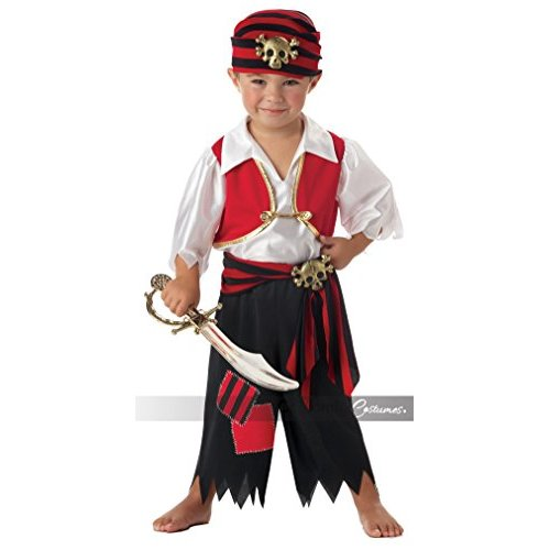 Boys Pirate Halloween Costumes