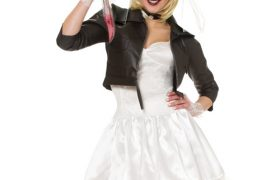 Bride of Chucky Halloween Costumes