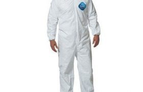 Chemical Hazmat Suit Halloween Costumes