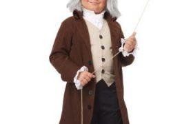 Child Benjamin Franklin Halloween Costumes