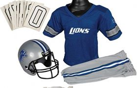 Child Detroit Lions Halloween Costumes