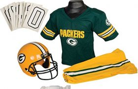 Child Green Bay Packers Halloween Costumes
