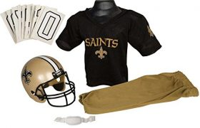 Child New Orleans Saints Halloween Costumes