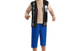 Child Stone Cold Steve Austin Halloween Costumes