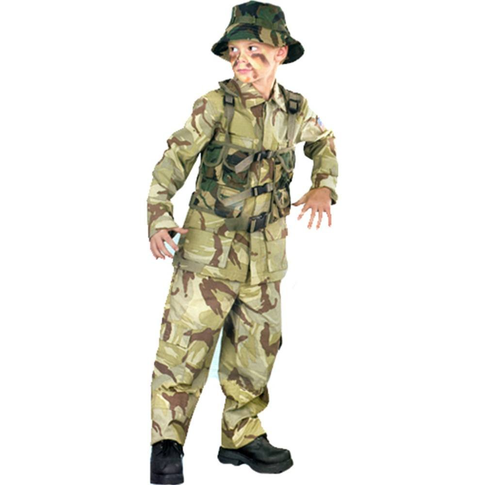 sc 1 st  Best Costumes for Halloween & Childrens Camouflage Soldier Halloween Costumes