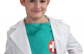 Childrens Doctor Halloween Costumes