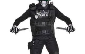 Childrens Soldier Zombie Halloween Costumes