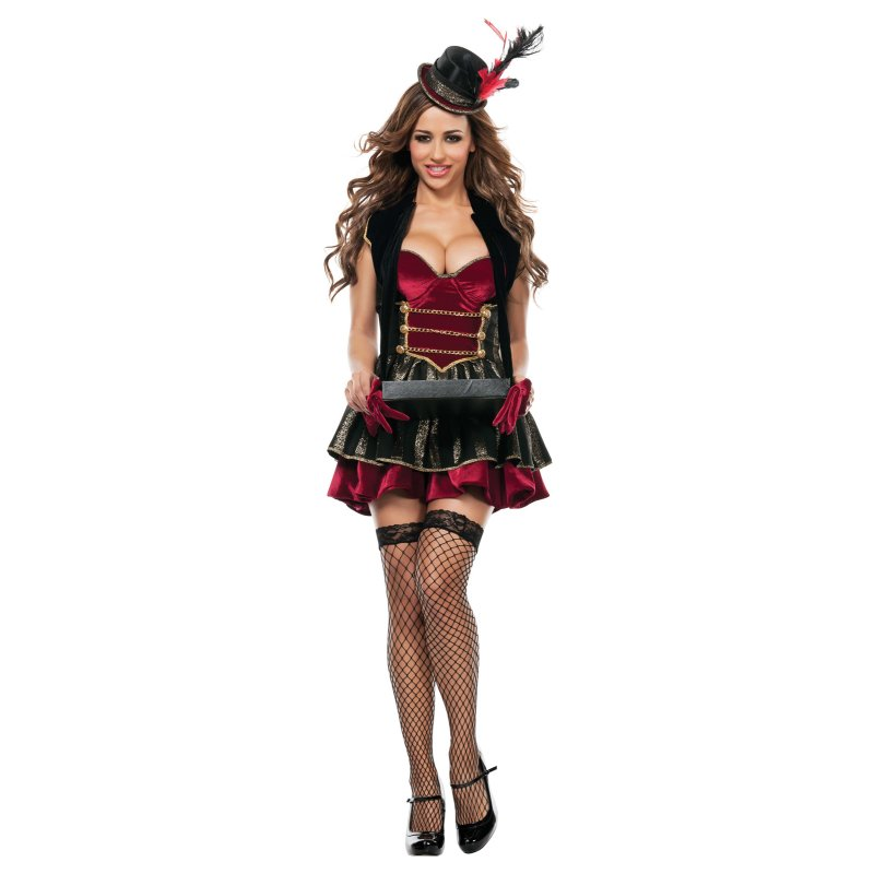 Cigarette Girl Halloween Costumes