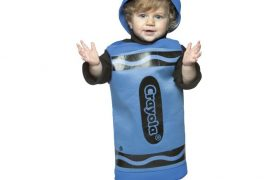 Crayon Halloween Costumes for Toddlers