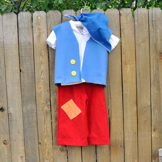 Jake and the Neverland Pirates Costumes