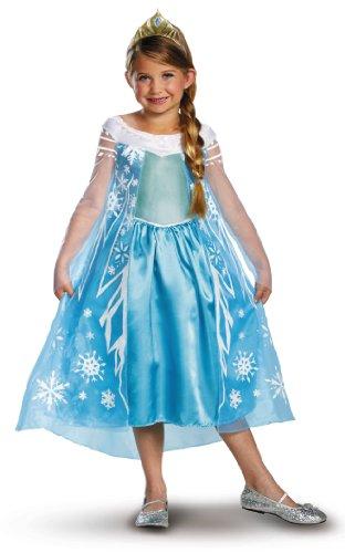 Disney Frozen Halloween Costumes for Girls