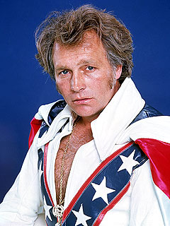 Evel Knievel Costume Gents