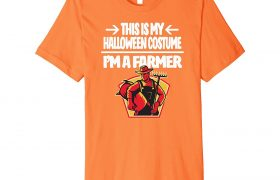 This Is My Costume Halloween T-shirts