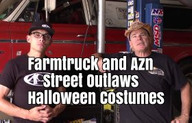 Farmtruck and Azn Street Outlaws Halloween Costumes